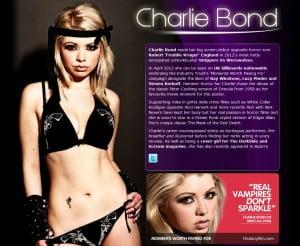 Charlie Bond
