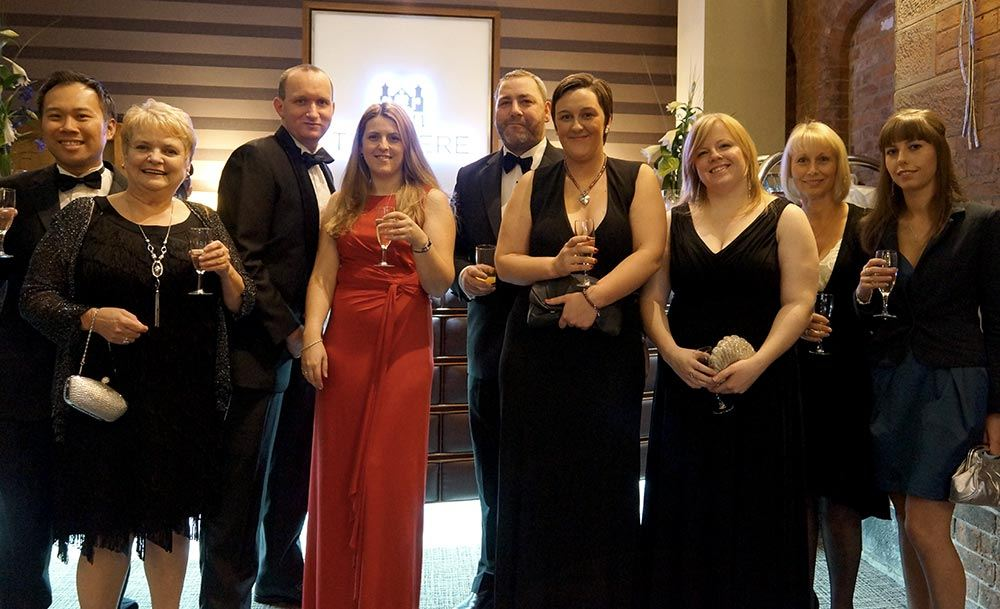 MD Became Finalist in Top Business Award