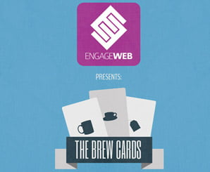 The Brew Cards Game Infographic