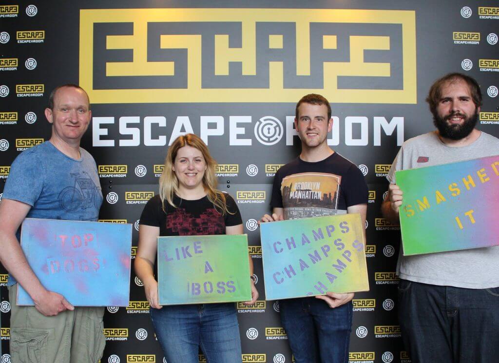 Escape Room Manchester