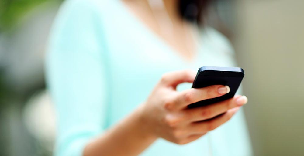 using-a-smartphone