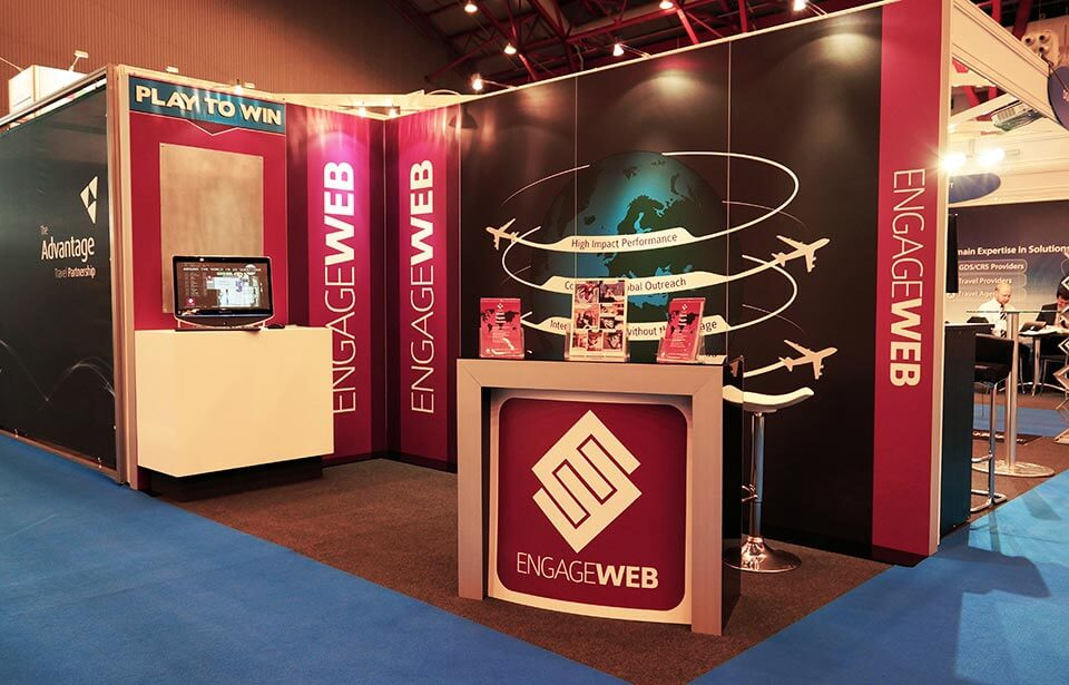 Exhibited at Travel Technology Europe
