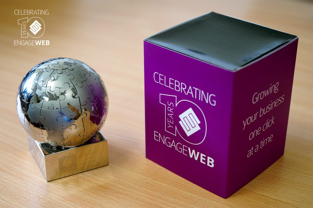 10 Years of Engage Web!